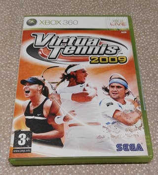 XBOX360 Virtua Tennis 2009