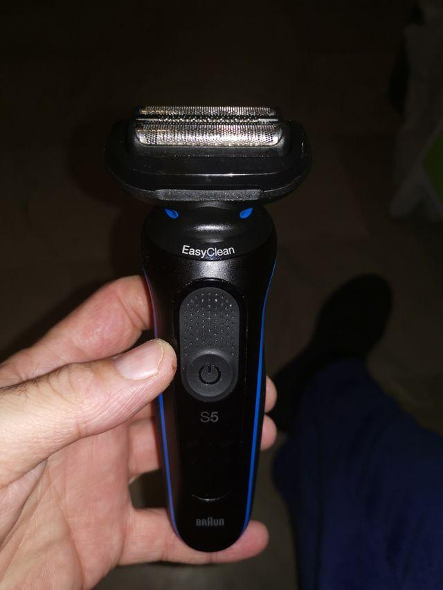 máquina de afeitar BRAUN S5