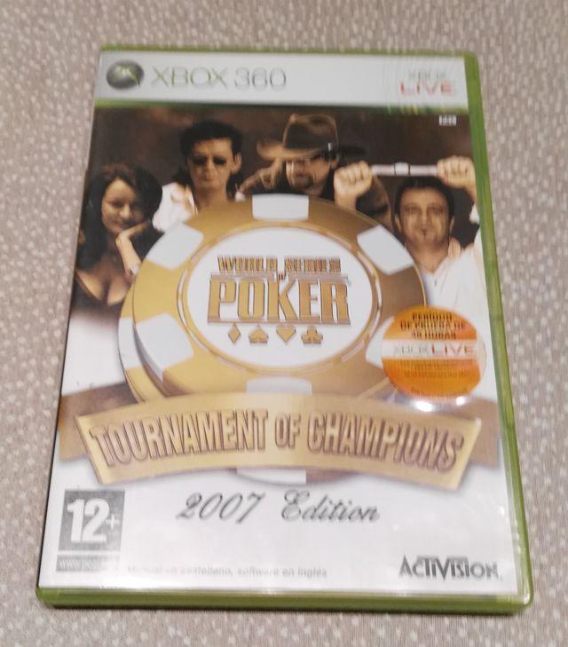 XBOX360 World Series of Poker