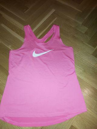 camiseta nike talla XL niña o S mujer