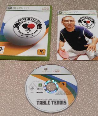 XBOX360 Table Tennis