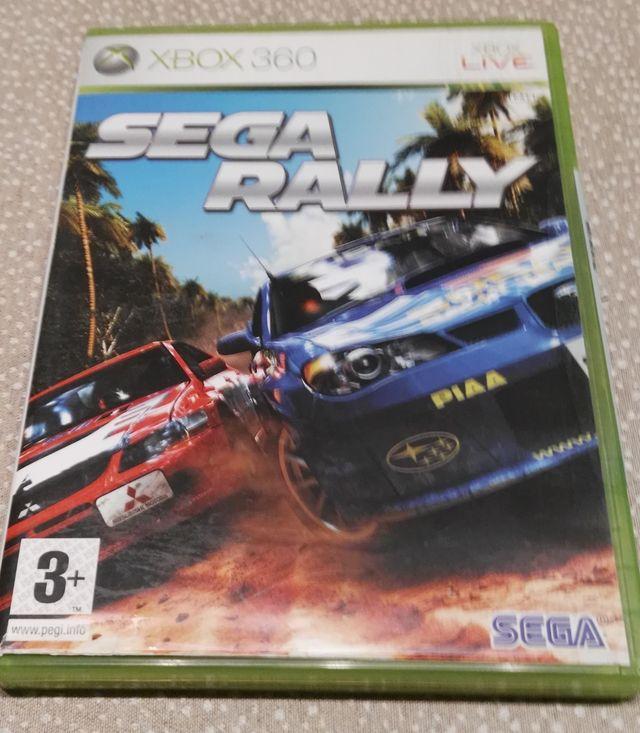 XBOX360 Sega Rally