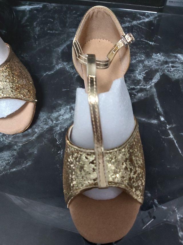 Zapatos Baile Talla 38