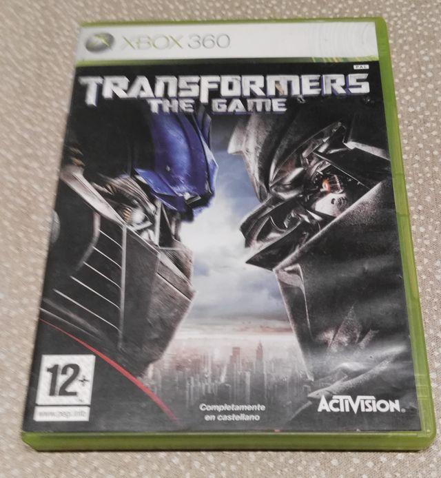 XBOX360 Transformers