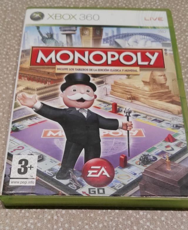 XBOX360 Monopoly