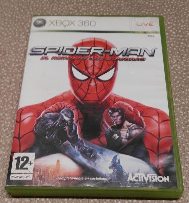 XBOX360 Spiderman