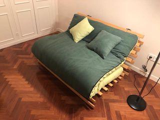 Futón, Sofá, Sofá cama