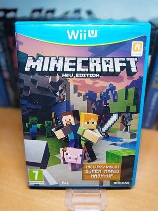 Wii u Minecraft Wii u Edition