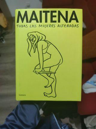 recopilatorio cómic Maitena