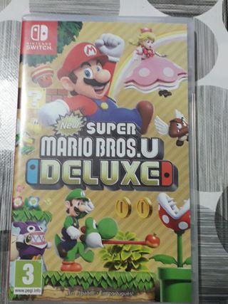 Mario Bros Deluxe Nintendo Switch