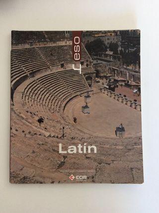 Libro Latín 4º ESO