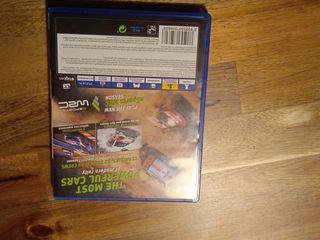 Juego PS4 WRC 7