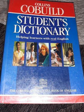 diccionario inglés Collins cobuild