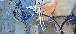 bicicleta clásica MBK