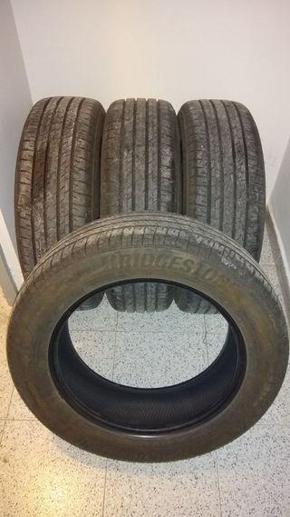 neumáticos bridgestone alenza 225-60-18