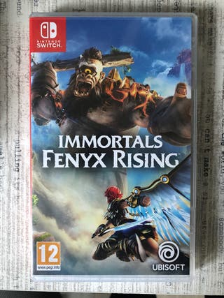 Inmortals Fenyx Rising (switch)
