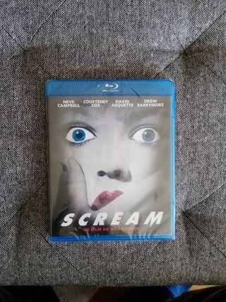 Scream nueva en bluray