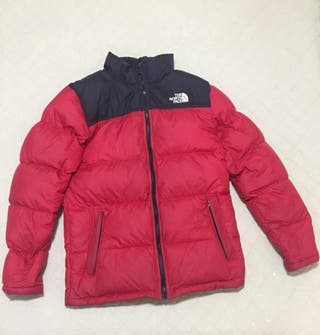 chaqueta de plumas The North Face talla M