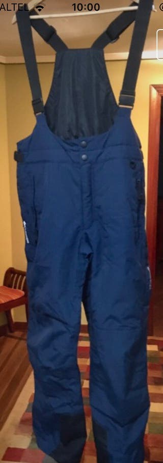 Pantalón peto de ski Columbia Titanium talla XL