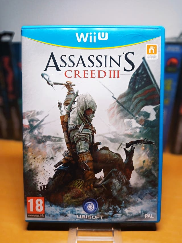 Wii u Assassins III