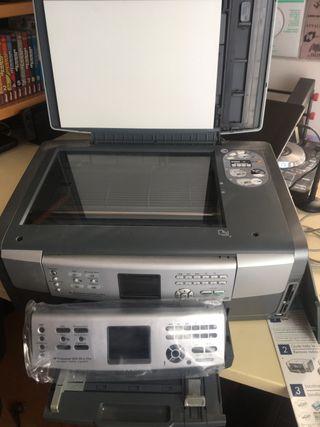 Impresora HP Photosmart 3210