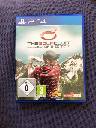 THE GOLF CLUB JUEGO PS4