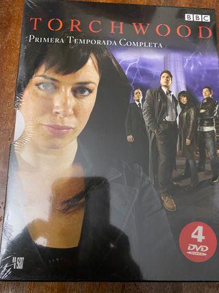 Torchwood Temporada 1. Nueva