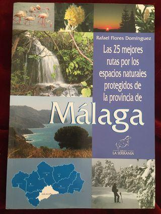 25 mejores rutas provincia de Málaga.