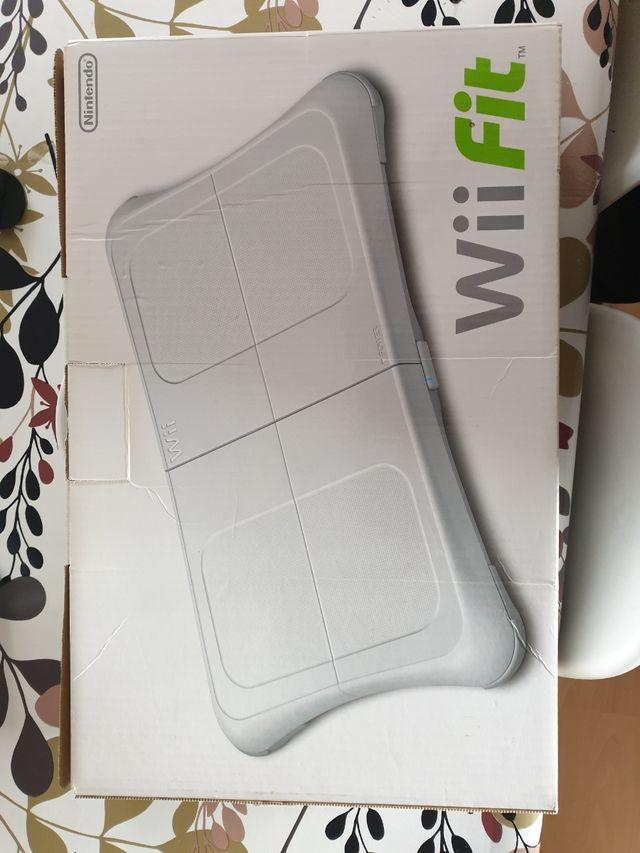 Wii Fit - Plataforma + Juego