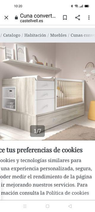 habitación de niña