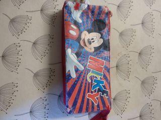 Estuche Mickey mouse