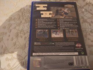 Tony Hawk Pro Skater 3 PS2
