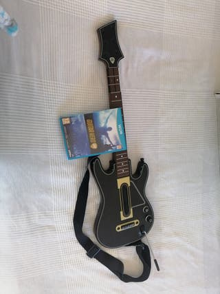 Wii U, juego guitar hero