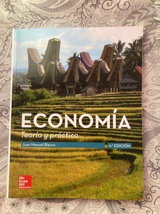 Libro Economía Teoría y práctica sexta edición
