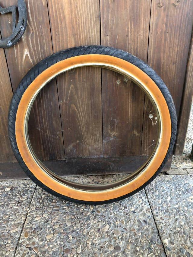 Neumático duo bmx 20x2.25