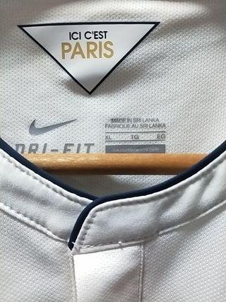 camiseta PSG talla XL