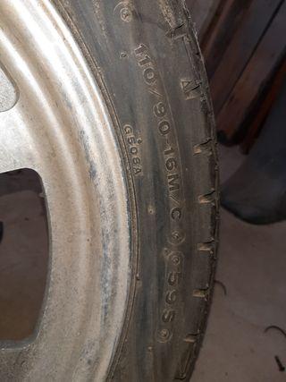 ruedas hyosung aquila gv250