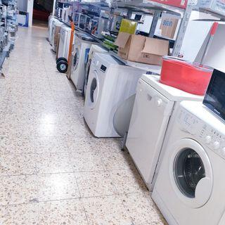 oferta Lavadoras y neveras secadoras desde 80€