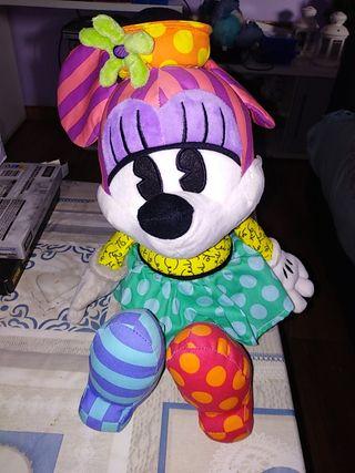 Peluche Minnie Disney by Britto Descatalogado