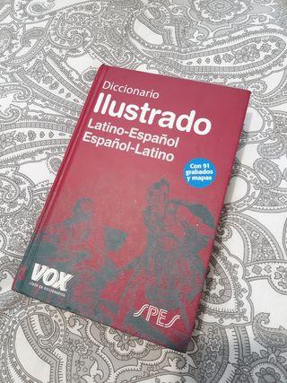 Diccionario de Latín