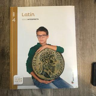 Libro de Texto de Latín 4ESO