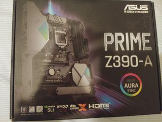 Placa base Asus Z390-A Prime