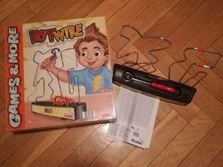 juego hot wire