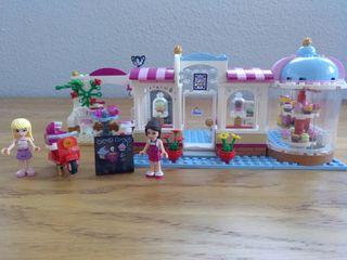 """""""Cafetería"""" de Lego Friends"""
