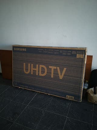 """televisión led 55"""" Samsung 4k"""