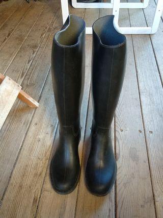 Botas de equitación talla 37
