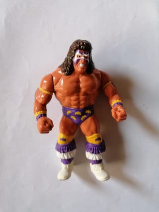 Ultimo Guerrero 3 wwf Pressing Catch Hasbro