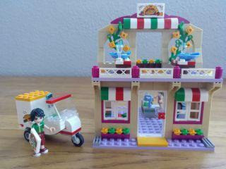"""Pizzería"" de Lego Friends"