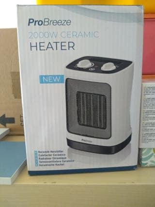 Calefactor de baño