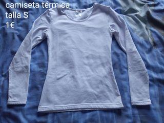 camiseta térmica t-S